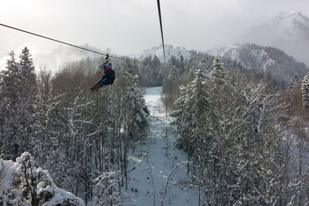 Picture of Unlimited Winter ZipTour Upgrade